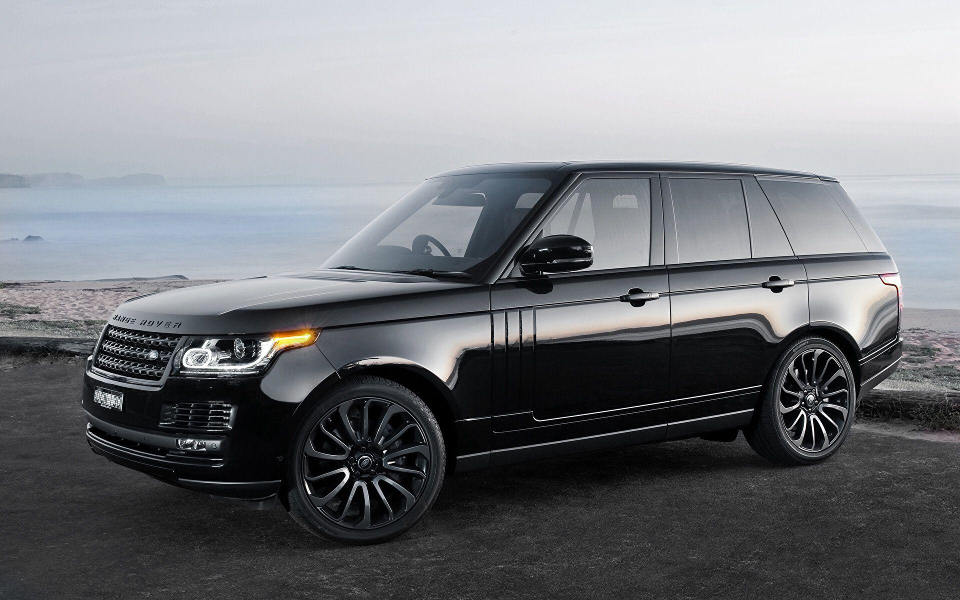 Range Rover Vogue 2012 н.в. Автомобили, Коричневый, Черный