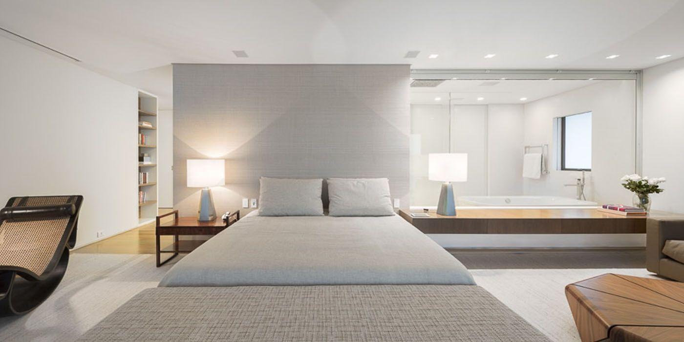 Barra / Studio Arthur Casas #bedroom © Fernando Guerra, FG+SG ...