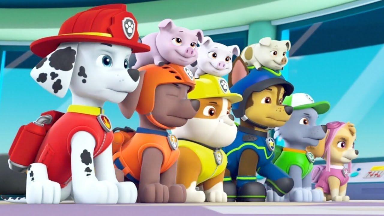 Paw Patrol Mission Paw Christmas Festival - Nick Jr Kids Game - Paw ...
