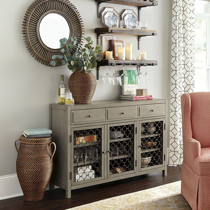 Dining Room Consoles: Maria Console Cabinet In 2019