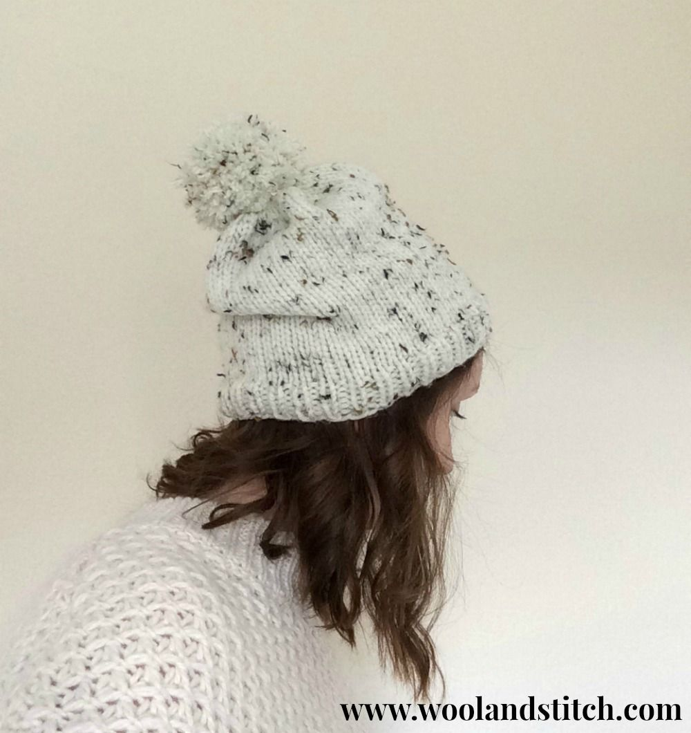Marley Chunky Hat - Free Knitting Pattern | KNITTING AND CROCHET ...