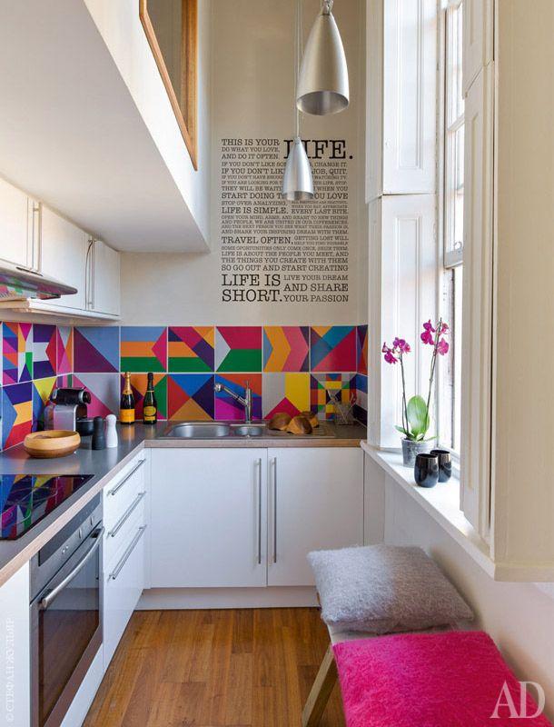 Imbiancare casa • Colori di tendenza per ogni stanza | Spazio cucina ...