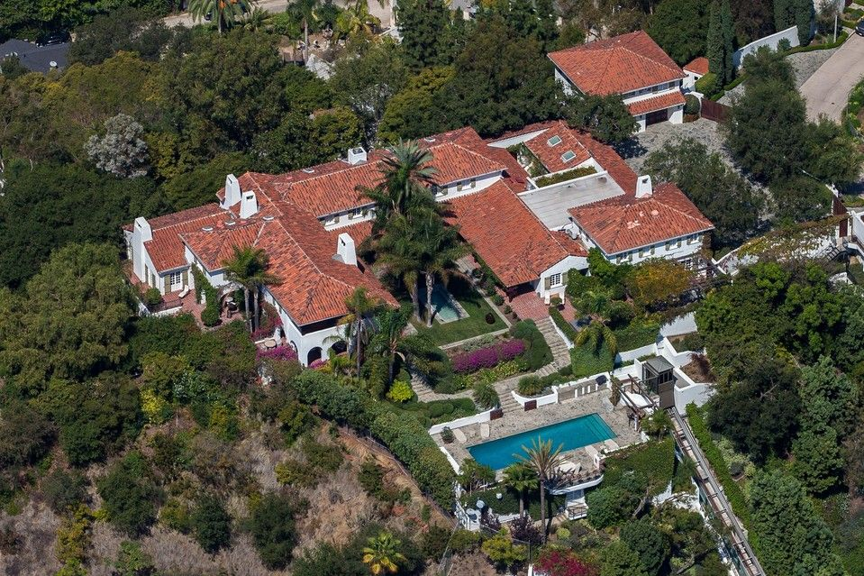 Jeff Bezos House Bing Images Domus Primary Residence