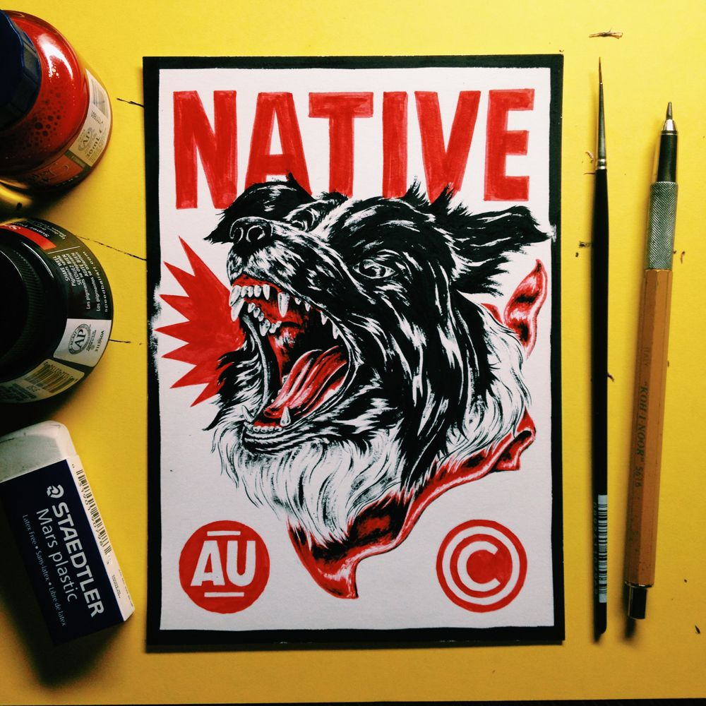 Native by Nathan Yoder
