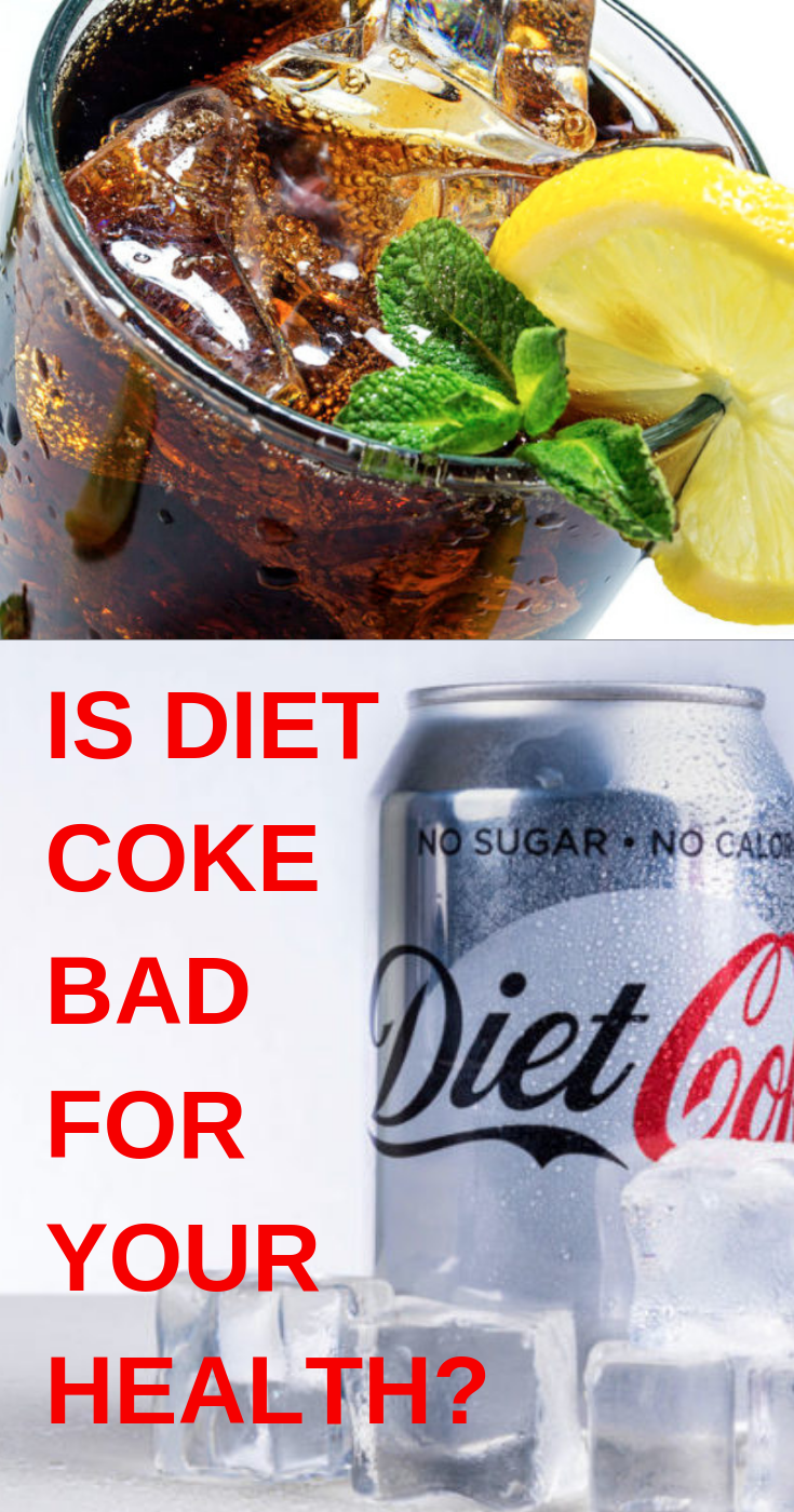 diet coke long term health effects