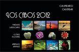 Calendarios personalizados o con imágenes de la naturaleza