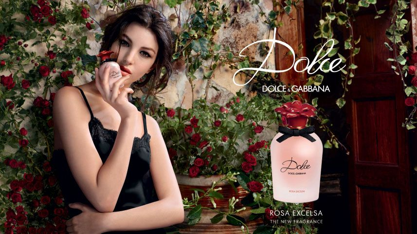Dolce & Gabbana Dolce Rose Excelsa - Perfumes, Colognes, Parfums, Scents  resource guide | Fragrance advertising, Fragrance ad, Beauty perfume