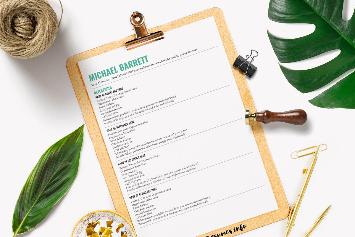 One page resume template google simple resume template