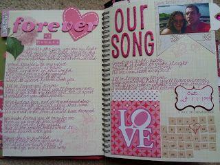 Scrapbook for my boyfriend by fiani adila tutorial youtube