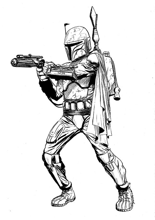 print coloring image - MomJunction | Star wars stencil ...