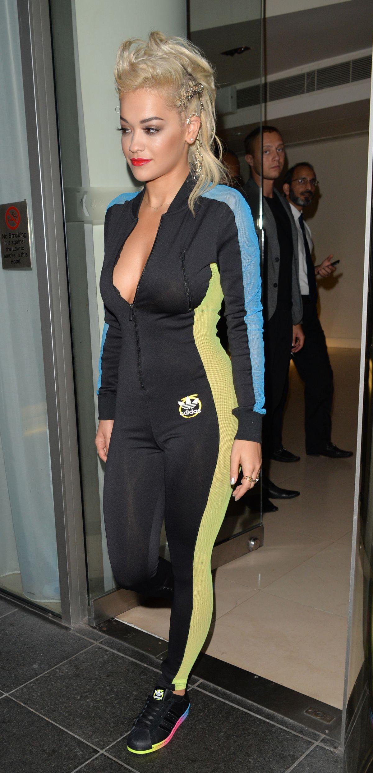 Rita Ora in Adidas (album in comments)