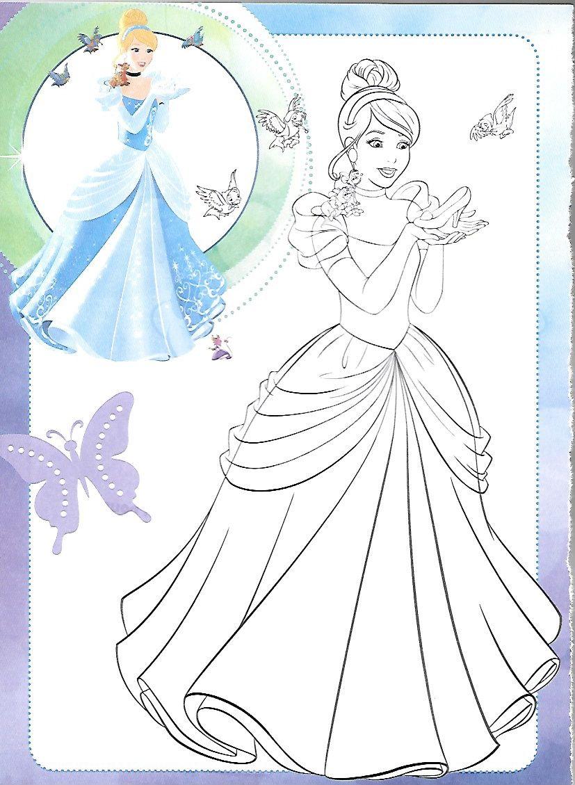 Epingle Par Fredj Haydi Sur Le Francais Coloriage Princesse