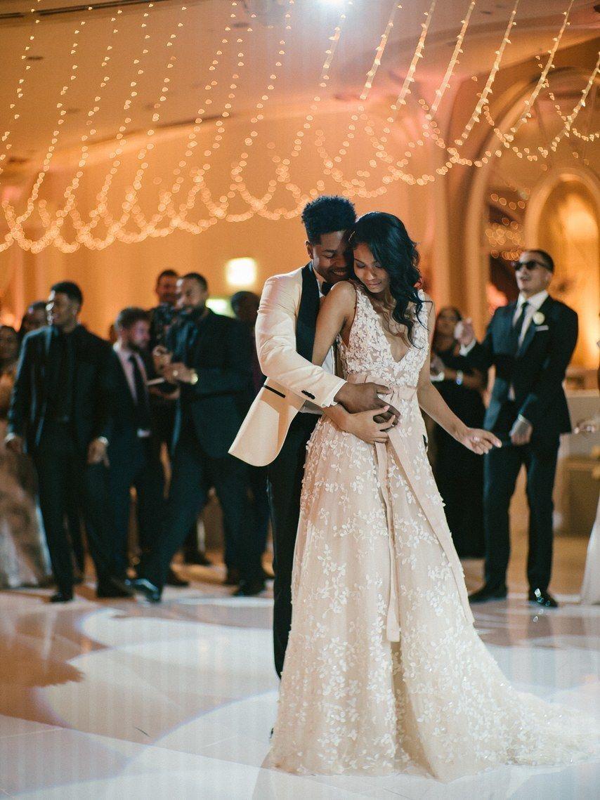 Gucci mane wife wedding dress  Chanel Iman and Sterling Shepardus Wedding  WEDDINGS  Pinterest