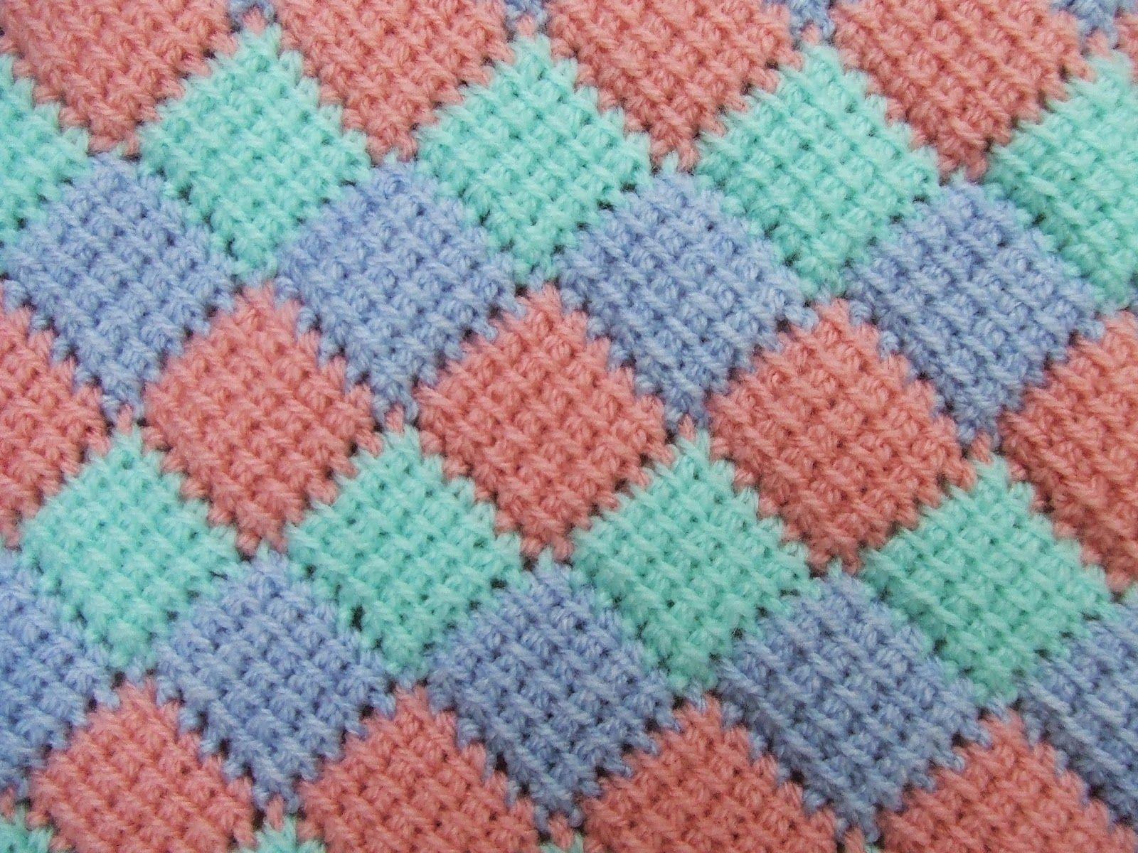 My world of crochet, entrelac, häkeln, crochet babyblanket ...