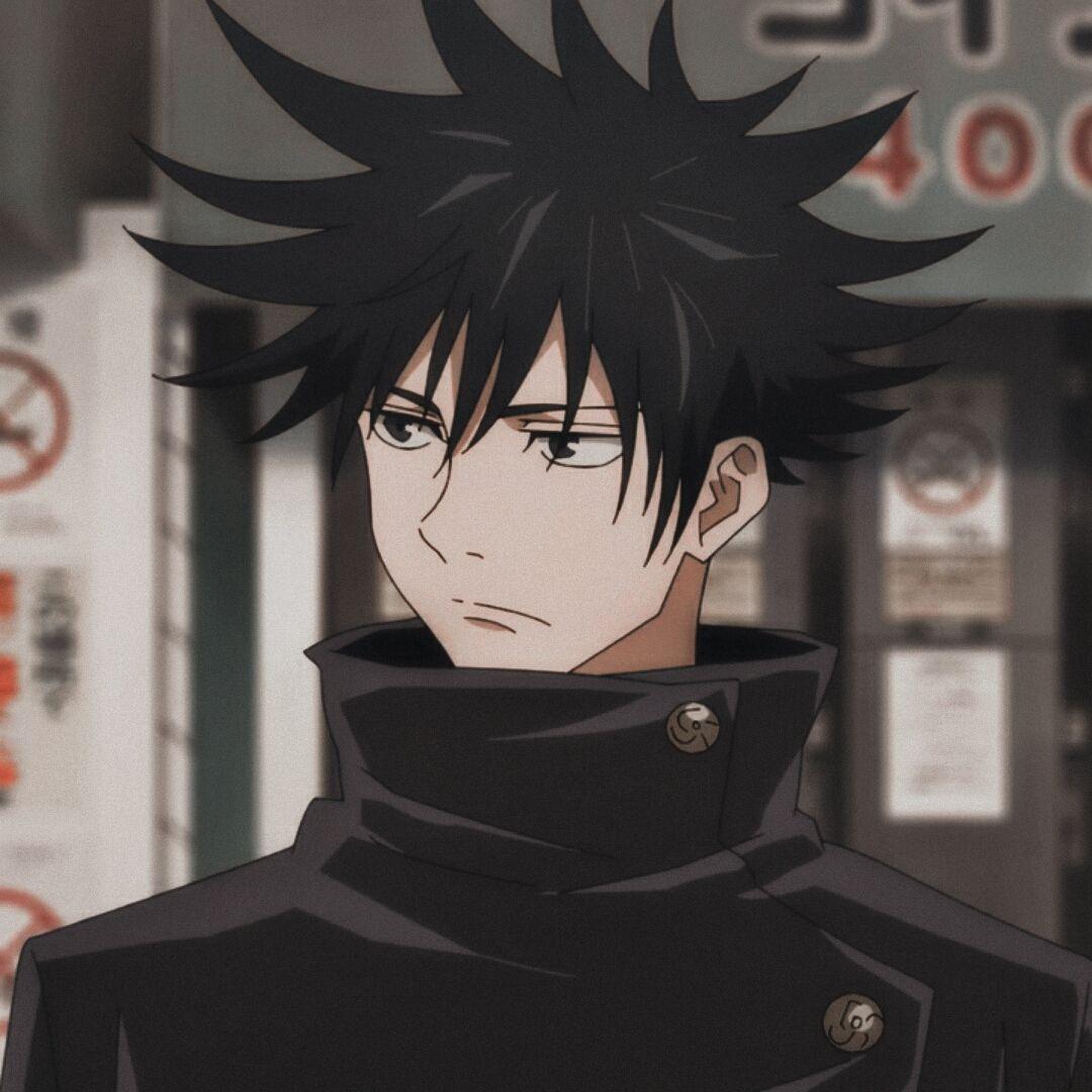 Megumi Hazl X In 2021 Jujutsu Anime Male