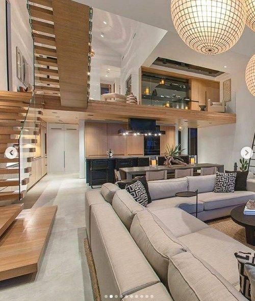 25 Incredible House Interior Design Ideas Pinmagz In 2020 Loft Design Luxury House Designs Luxury Interior