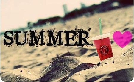 Thats all about summer...