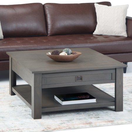 Home Coffee Table Coffee Table Square Coffee Table Grey