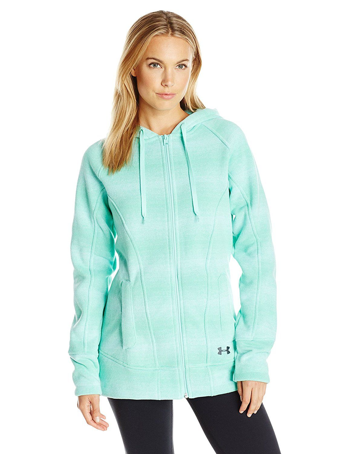 Under Armour Women's Wintersweet Full Zip Hoodie * This is an Amazon Affiliate link. Want to know more, click on the image.