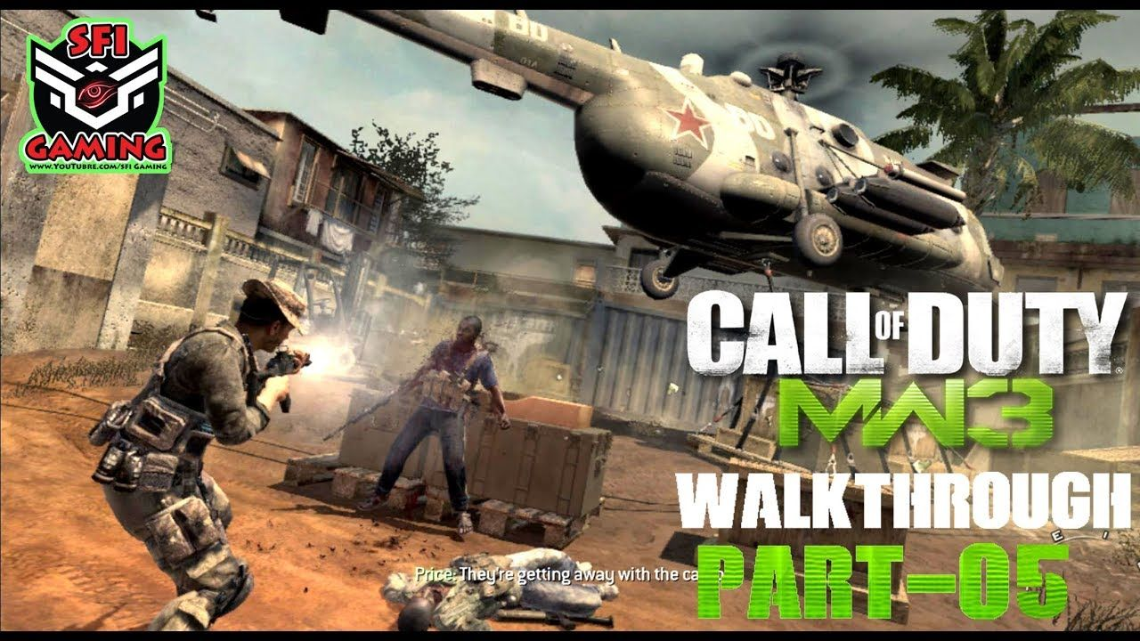 Call Of Duty Modern Warfare 3 Walkthrough Part 5 Mw3 Mission 5