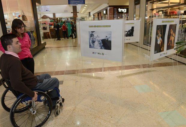 Mostra fotográfica abre Fórum Municipal da Pessoa com Deficiência ~ PORTAL PCD ON-LINE