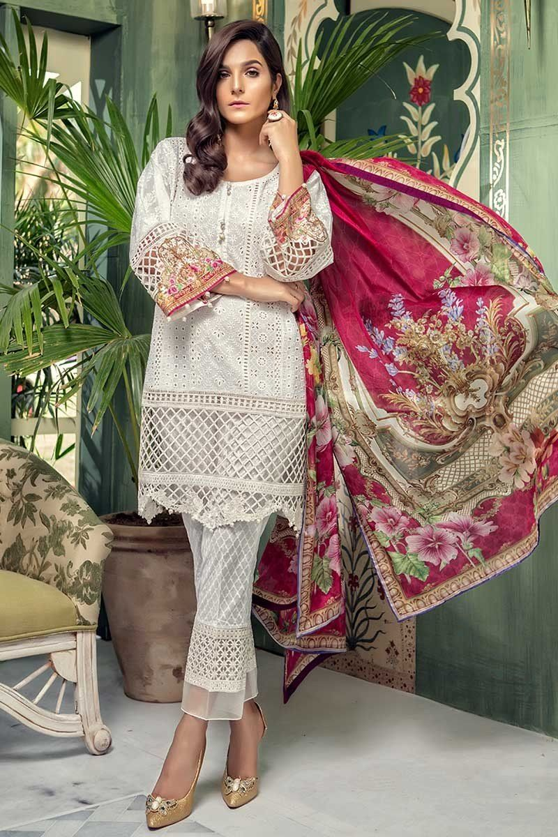 Pin by shanaus collections on maria b lawn eid pinterest