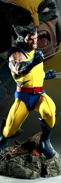 Wolverine Premium Format Figure - Sideshow Exclusive Edition by Sideshow Collectibles