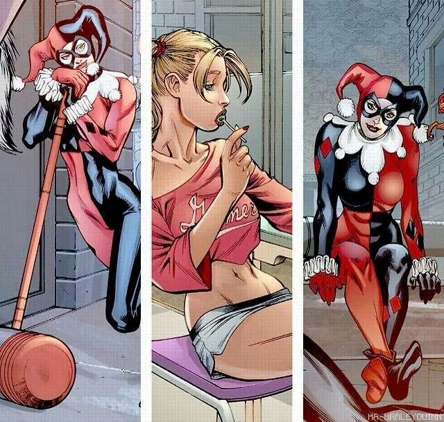 Joker and harley porn