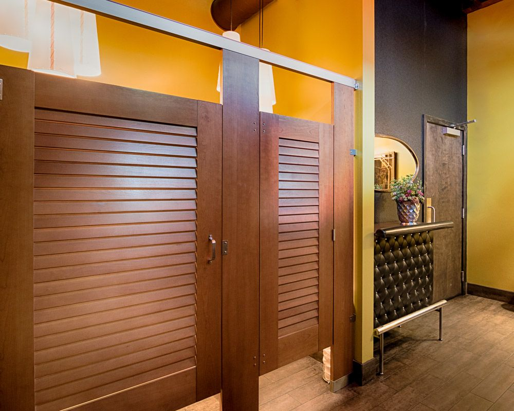 Ironwood Manufacturing Toilet Partitions And Louvered