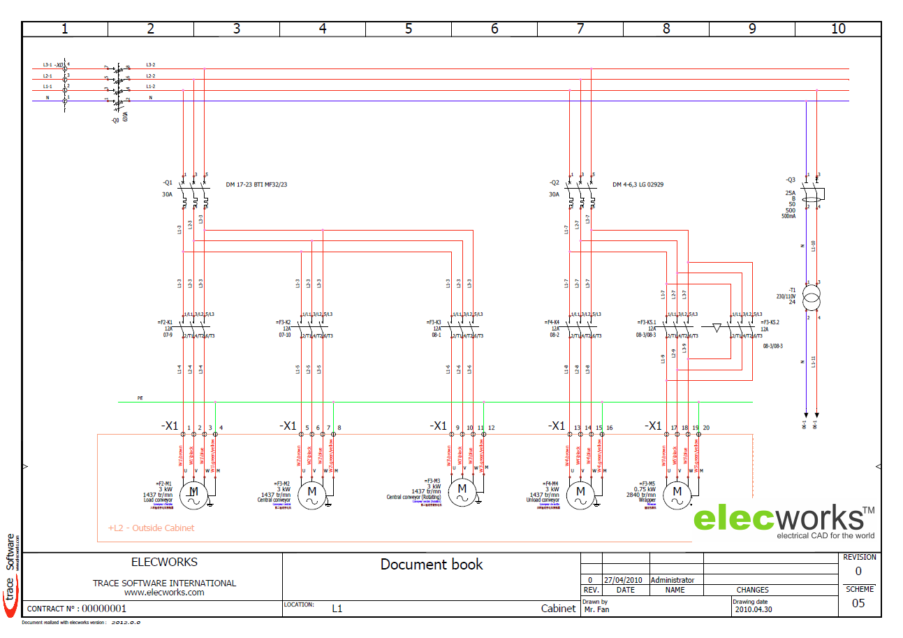 Automotive Wiring Diagram App Free Download Xwiaw Electrical Design Software Elecworks Electrical Wiring Diagram Electrical Design Software Electrical Diagram