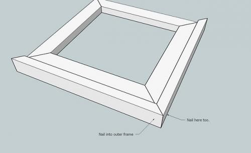 Ana White | Build a Barnwood Frames - $1 and 10 minutes | Free and ...