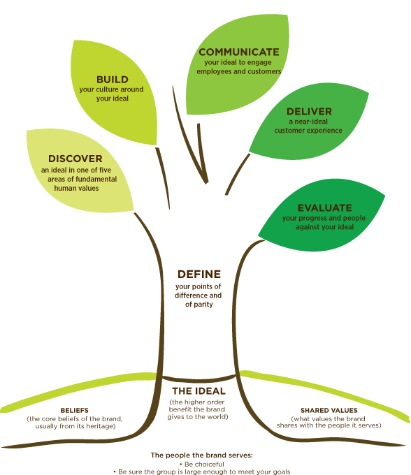 Tree Of Life Ideal Size Of A 48: The Ideal Tree. The Secret To Exponential Growth Starts Wi