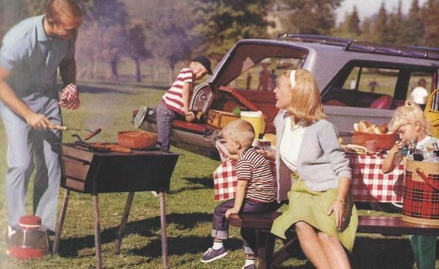 Vintage Bbq Recipes From 1950 S Grilling The 50 S