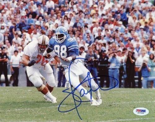 662d347a4cc Lawrence Taylor Autographed UNC Tar Heels 8x10 Photo - PSA DNA - Sports  Memorabilia