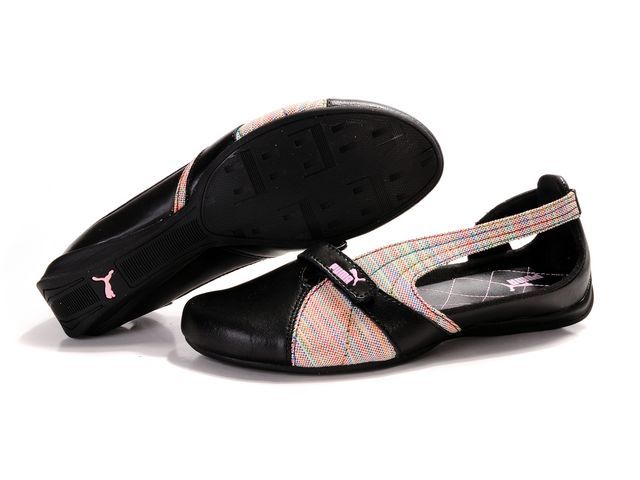 i want some new shoes!! Puma Espera Flats...these are cute