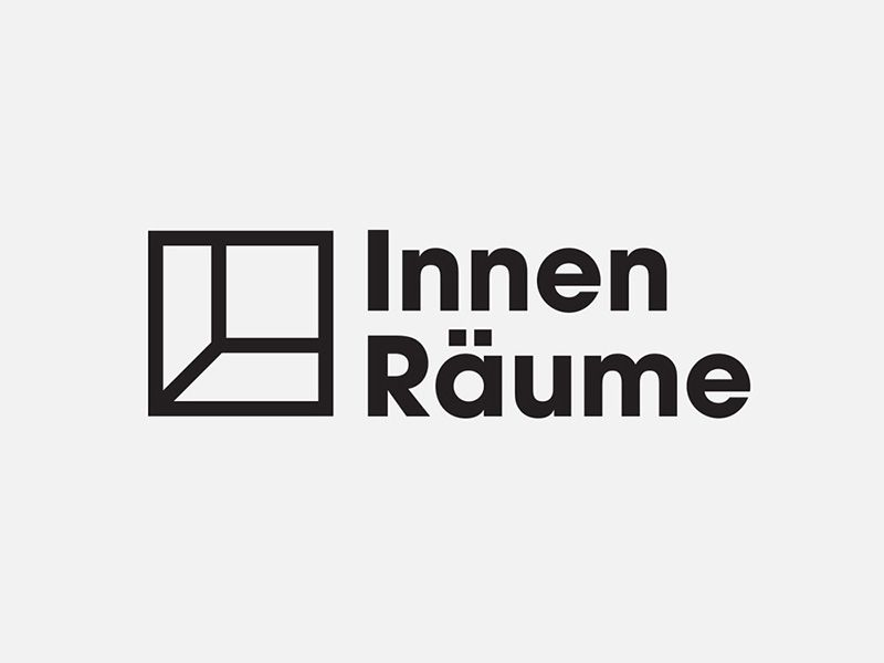 Innen Rume Logo Simple LogosMinimalist InteriorArchitect LogoLogo Ideas Design
