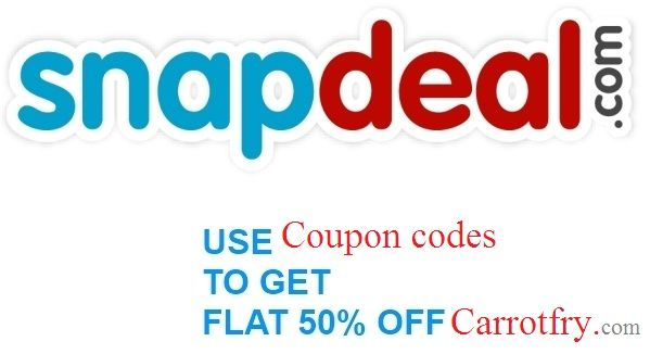 9a170254c7b Snapdeal Coupons and Promo Code