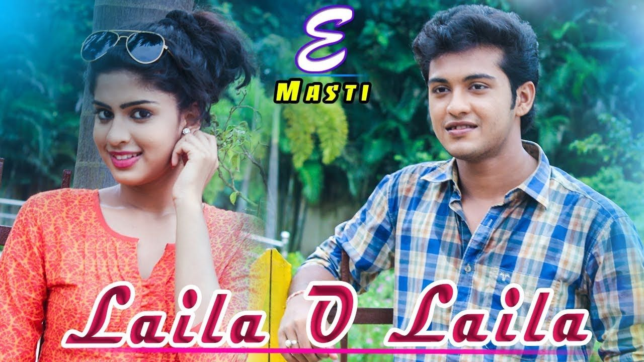 laila o laila - odia movie | making | e masti - swaraj & sunmeera