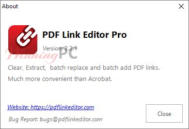 Giveaway Pdf Link Editor Pro Free License Key Coupon Code Pdf Editor Link