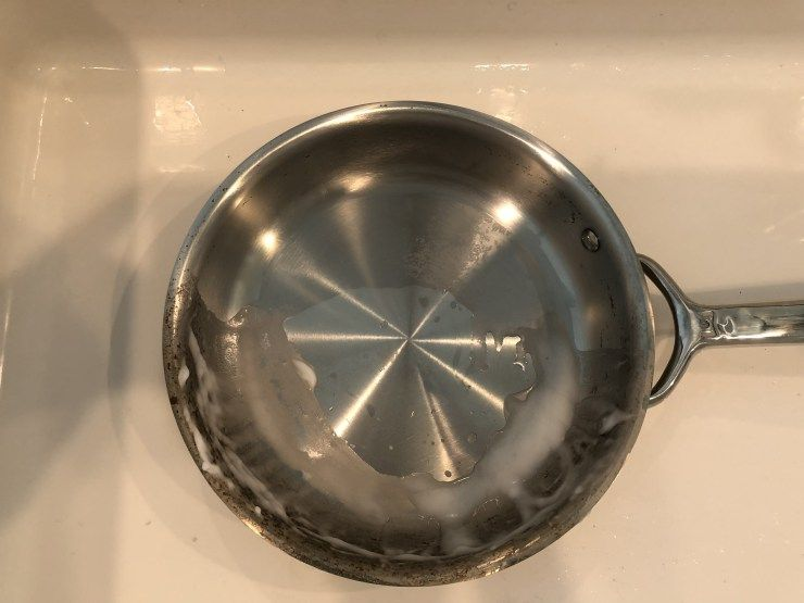 da61d7c02da78367cb7208d48f2a74e5 - How To Get Baked On Grease Off Metal Pans