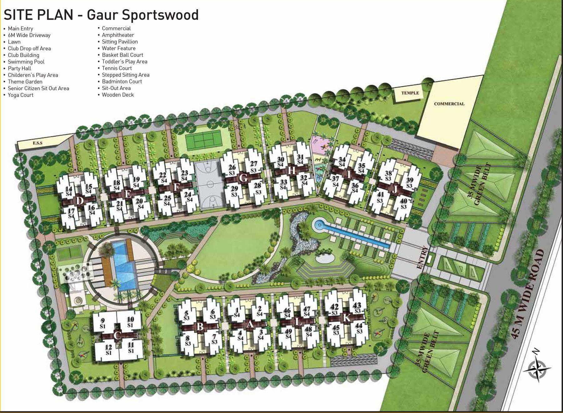 site_plan | Sadda Yard | Pinterest | Site plans