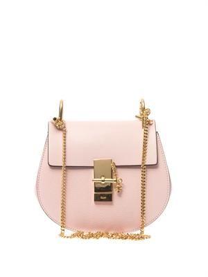 pretty pink Chloe #bags #style #fashion