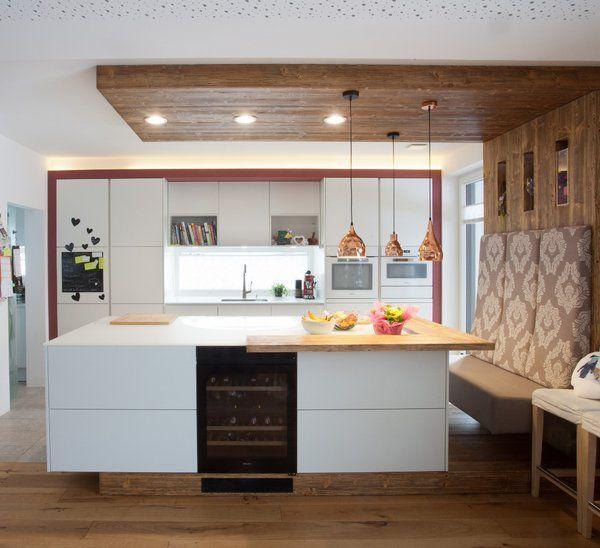 Innovation Küchen Kaminzimmer Eat In Kitchen Dining Area