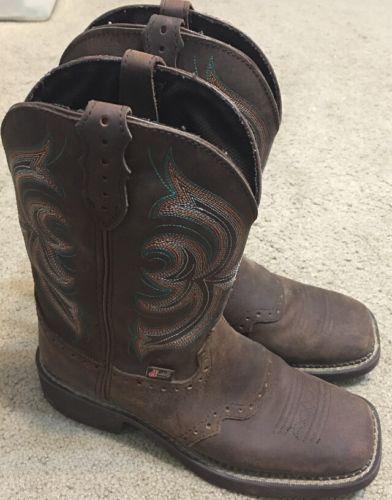 Justin Gypsy Women's Boots L9984 Size 8 B! EUC https://t.co/DrnvSjN05J https://t.co/gQBRakFYuX http://twitter.com/Soivzo_Riodge/status/772805413125382145