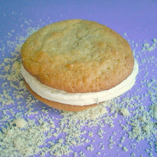 Bake Something: Amaretto Sandwich Cookies