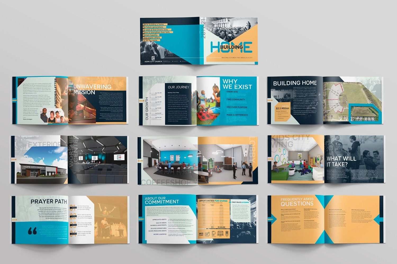 Church Capital Campaign Booklets Case Statement Design Church Capital Campaign Capital Campaign Capital Campaign Brochure