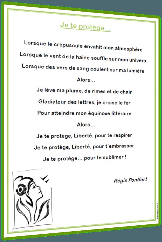Comme Vous Le Savez Dans Le B O Il Est Indique Que Les Eleves Doivent Apprendre Une Dizaine De Poemes Ou Textes Par Poeme Sur La Liberte Lutin Bazar Poeme