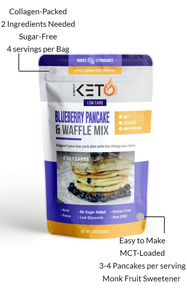 sugar free pancake syrup nutrition