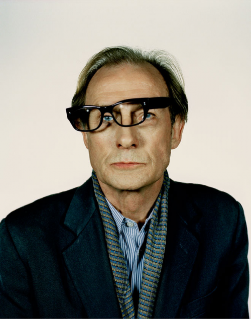 Bill Nighy ° seen by ° nadav kander