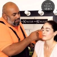 Lección de Maquillaje - Maquillaje en blanco para tus ojos